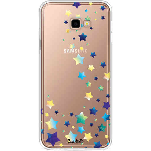 Casetastic Softcover Samsung Galaxy J4 Plus (2018) - Funky Stars