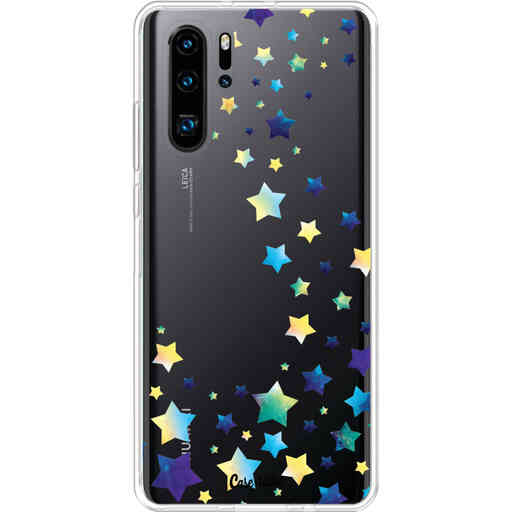 Casetastic Softcover Huawei P30 PRO - Funky Stars