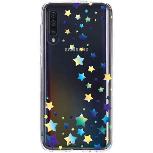 Casetastic Softcover Samsung Galaxy A50 (2019) - Funky Stars