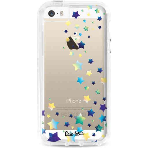 Casetastic Dual Snap Case Apple iPhone 5 / 5s / SE - Funky Stars