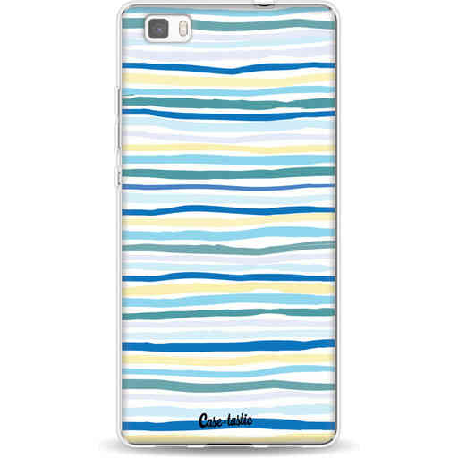 Casetastic Softcover Huawei P8 Lite - Stripe Vibe