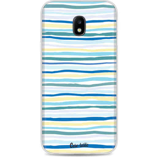 Casetastic Softcover Samsung Galaxy J3 (2017)  - Stripe Vibe