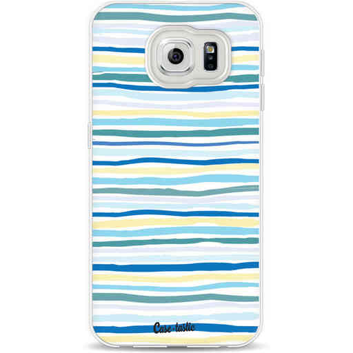 Casetastic Softcover Samsung Galaxy S6 - Stripe Vibe