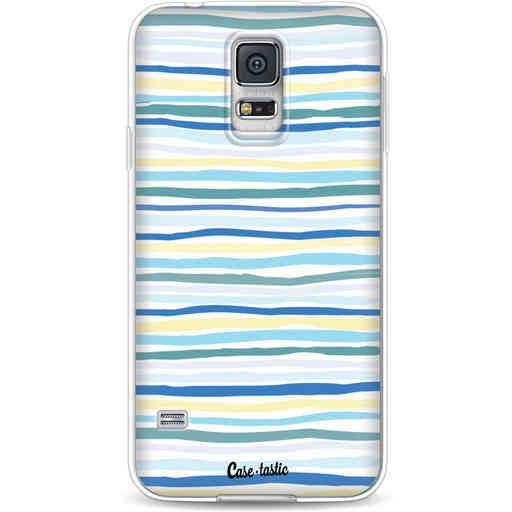 Casetastic Softcover Samsung Galaxy S5  - Stripe Vibe