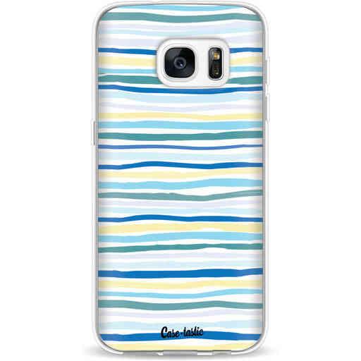Casetastic Softcover Samsung Galaxy S7 - Stripe Vibe