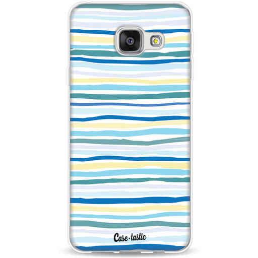 Casetastic Softcover Samsung Galaxy A3 (2016) - Stripe Vibe