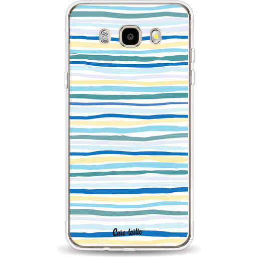 Casetastic Softcover Samsung Galaxy J5 (2016) - Stripe Vibe