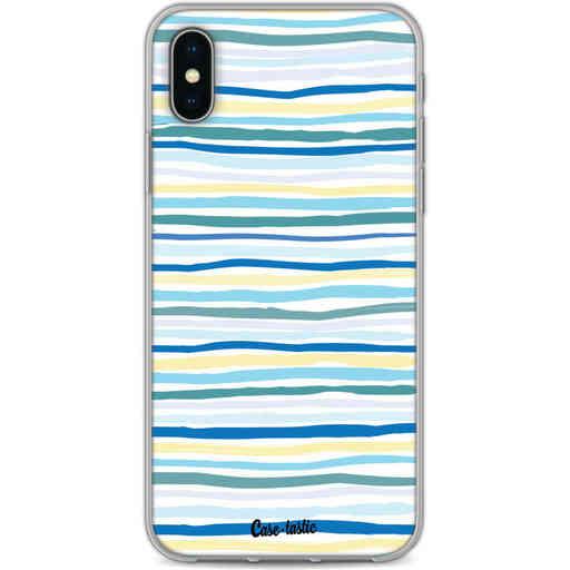 Casetastic Softcover Apple iPhone X / XS - Stripe Vibe