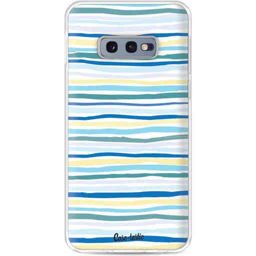 Casetastic Softcover Samsung Galaxy S10e - Stripe Vibe