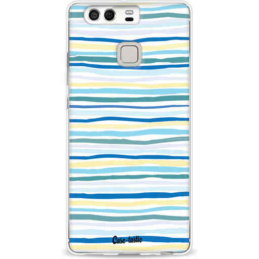 Casetastic Softcover Huawei P9 - Stripe Vibe