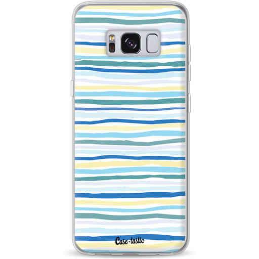 Casetastic Softcover Samsung Galaxy S8 - Stripe Vibe