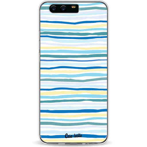 Casetastic Softcover Huawei P10 - Stripe Vibe
