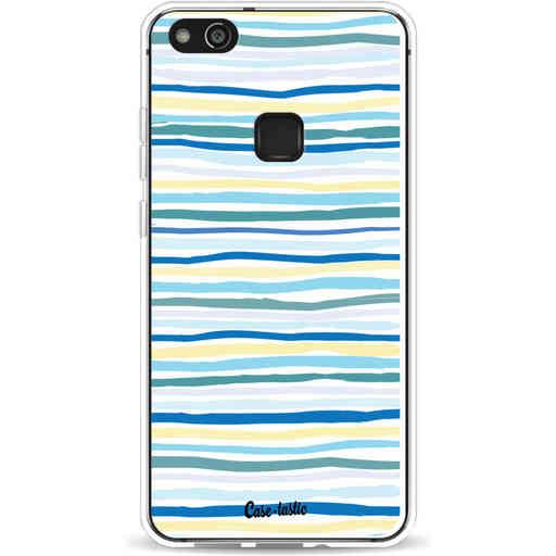 Casetastic Softcover Huawei P10 Lite - Stripe Vibe