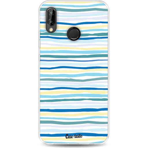 Casetastic Softcover Huawei P20 Lite (2018) - Stripe Vibe