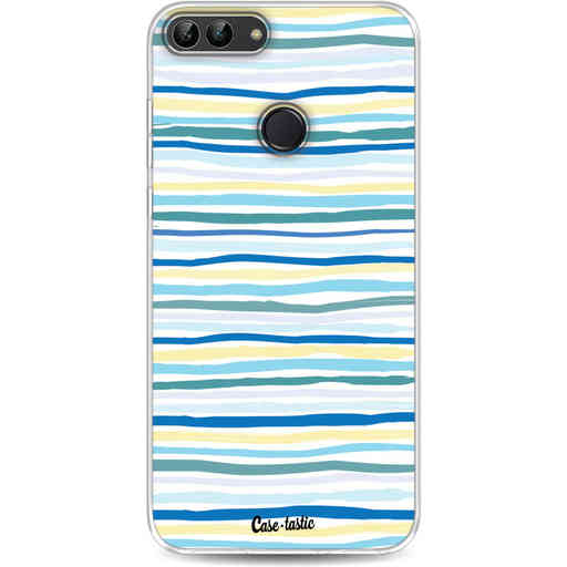 Casetastic Softcover Huawei P Smart - Stripe Vibe