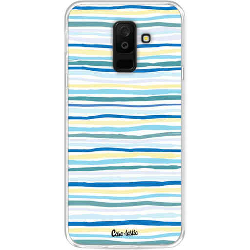 Casetastic Softcover Samsung Galaxy A6 Plus (2018) - Stripe Vibe