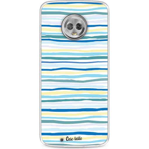 Casetastic Softcover Motorola Moto G6 - Stripe Vibe