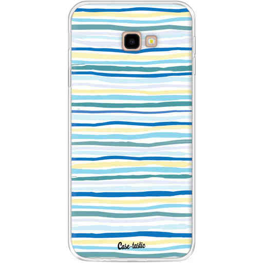 Casetastic Softcover Samsung Galaxy J4 Plus (2018) - Stripe Vibe