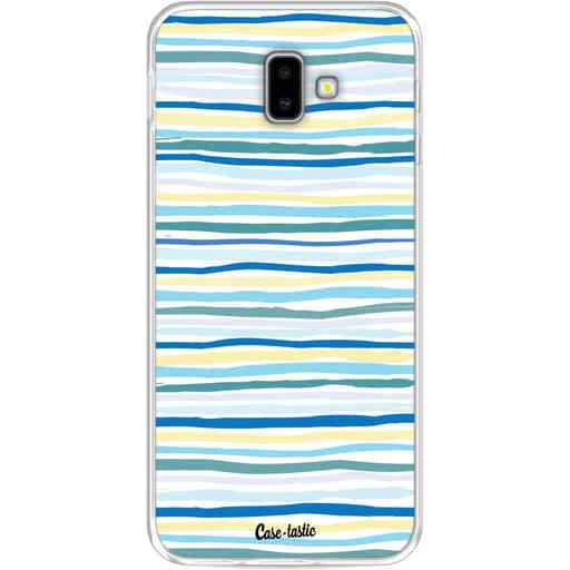 Casetastic Softcover Samsung Galaxy J6 Plus (2018) - Stripe Vibe