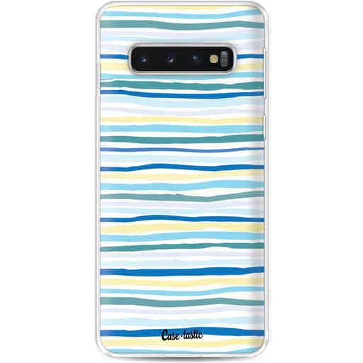 Casetastic Softcover Samsung Galaxy S10 - Stripe Vibe