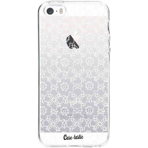 Casetastic Softcover Apple iPhone 5 / 5s / SE - Flowerbomb