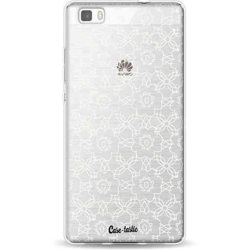 Casetastic Softcover Huawei P8 Lite - Flowerbomb