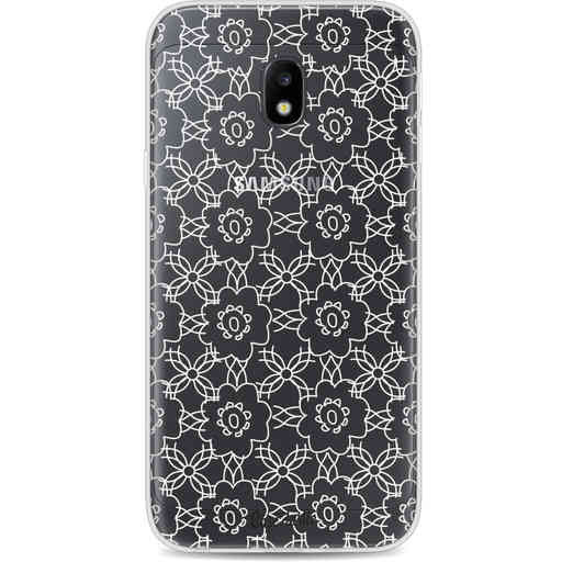 Casetastic Softcover Samsung Galaxy J3 (2017)  - Flowerbomb