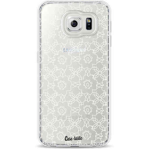 Casetastic Softcover Samsung Galaxy S6 - Flowerbomb