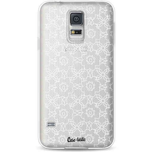 Casetastic Softcover Samsung Galaxy S5  - Flowerbomb