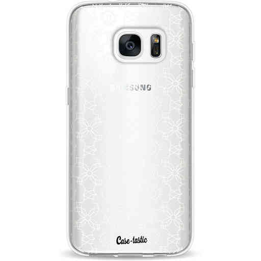 Casetastic Softcover Samsung Galaxy S7 - Flowerbomb