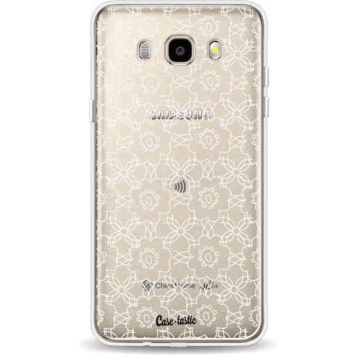 Casetastic Softcover Samsung Galaxy J5 (2016) - Flowerbomb