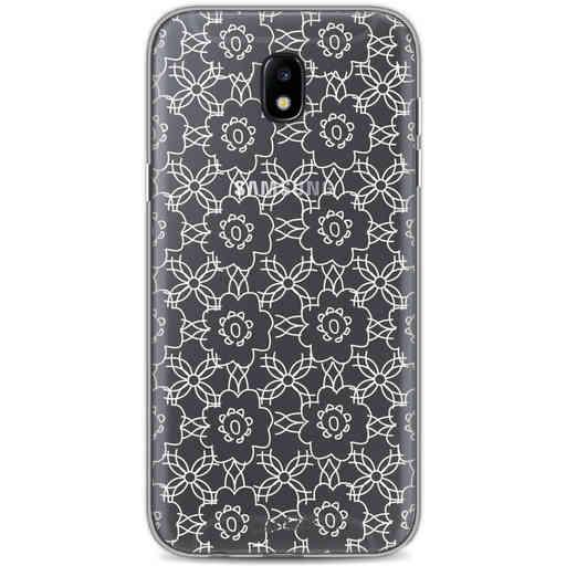 Casetastic Softcover Samsung Galaxy J5 (2017) - Flowerbomb