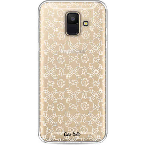 Casetastic Softcover Samsung Galaxy A6 (2018) - Flowerbomb