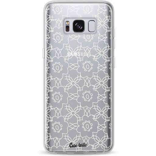 Casetastic Softcover Samsung Galaxy S8 - Flowerbomb