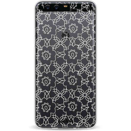 Casetastic Softcover Huawei P10 - Flowerbomb