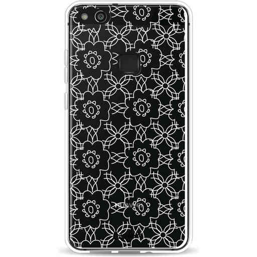 Casetastic Softcover Huawei P10 Lite - Flowerbomb