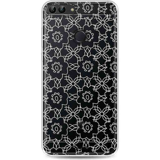 Casetastic Softcover Huawei P Smart - Flowerbomb