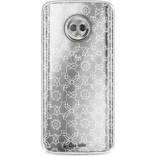 Casetastic Softcover Motorola Moto G6 - Flowerbomb