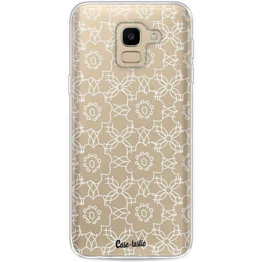Casetastic Softcover Samsung Galaxy J6 (2018) - Flowerbomb
