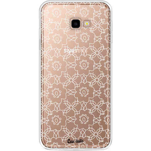 Casetastic Softcover Samsung Galaxy J4 Plus (2018) - Flowerbomb