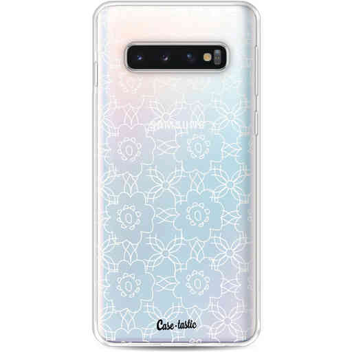 Casetastic Softcover Samsung Galaxy S10 - Flowerbomb