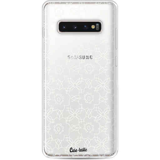 Casetastic Softcover Samsung Galaxy S10 Plus - Flowerbomb