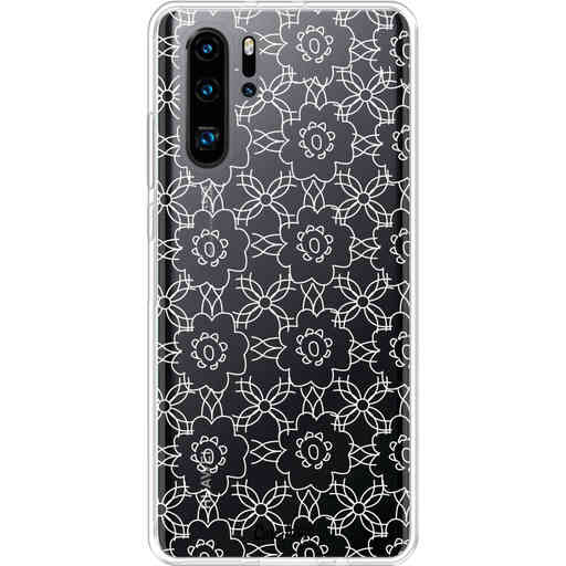 Casetastic Softcover Huawei P30 PRO - Flowerbomb