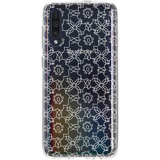 Casetastic Softcover Samsung Galaxy A50 (2019) - Flowerbomb