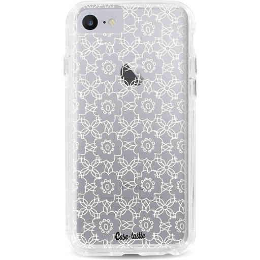 Casetastic Dual Snap Case Apple iPhone 7 / 8 - Flowerbomb