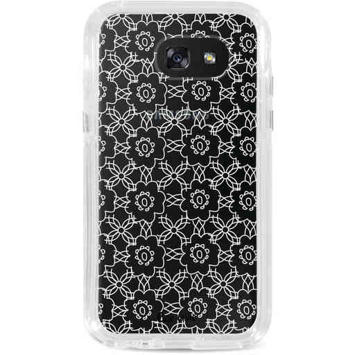 Casetastic Dual Snap Case Samsung Galaxy A5 (2017) - Flowerbomb