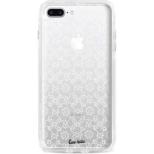 Casetastic Dual Snap Case Apple iPhone 7 Plus / 8 Plus - Flowerbomb