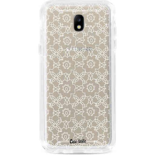Casetastic Dual Snap Case Samsung Galaxy J7 (2017) - Flowerbomb