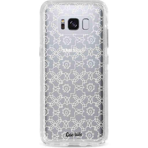 Casetastic Dual Snap Case Samsung Galaxy S8 - Flowerbomb