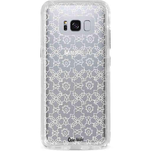 Casetastic Dual Snap Case Samsung Galaxy S8 Plus - Flowerbomb